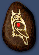 Owl (Carved)