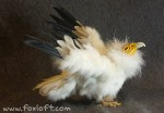 Ishka Egyptian Vulture Doll