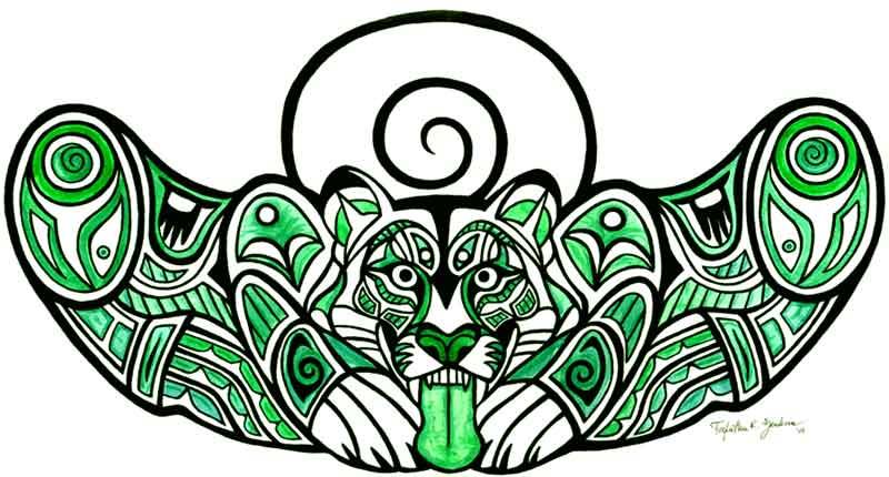 Guardian Spirit Cougar  The Foxloft