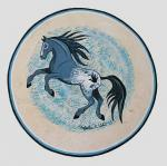 Painted Pony Drum