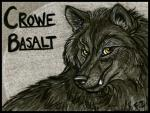 Crowe Badge