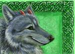 Wolf ACEO