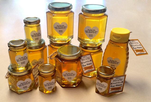 Hive Shares - Honey Shares - Adopt Bees