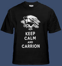 Keep Calm and Carrion - Vulture